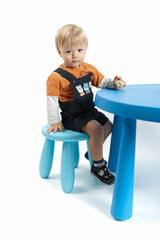 Toddler stool and table
